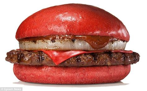 The world's most bizarre hybrid burgers revealed | Red
