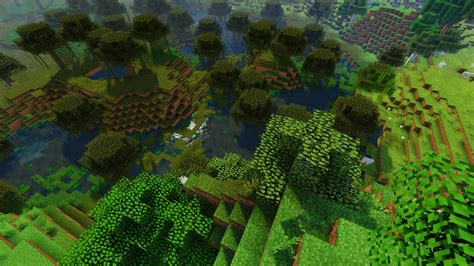 Minecraft Aerial View 4K HD Wallpapers   HD Wallpapers
