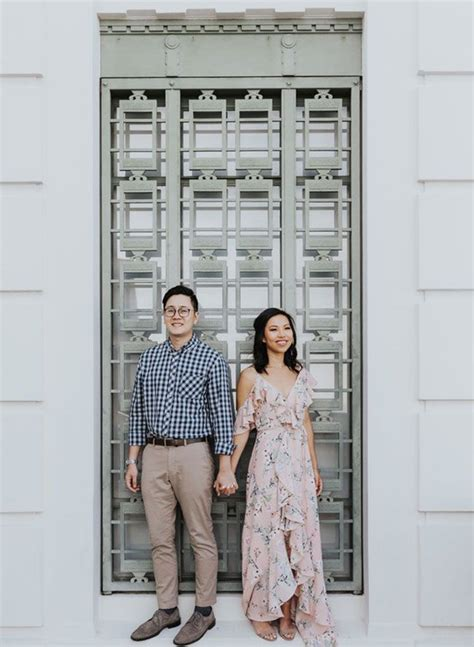 Griffith Observatory Engagement Photos at Golden Hour