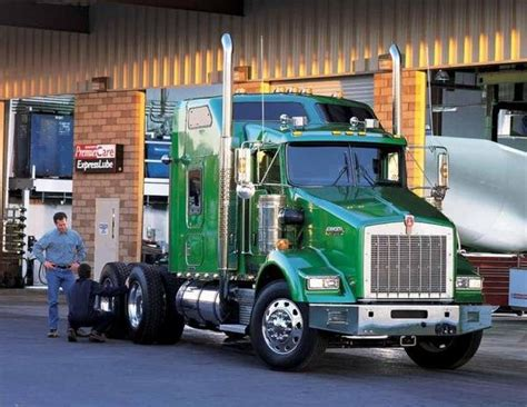 2011 Kenworth T800 Review - Top Speed