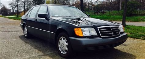 eBay Find: Two Mercedes-Benz W140 S-Class with Delivery