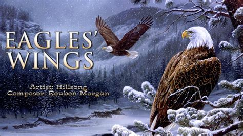 Eagles Wings - Hillsong (with Lyrics) - YouTube