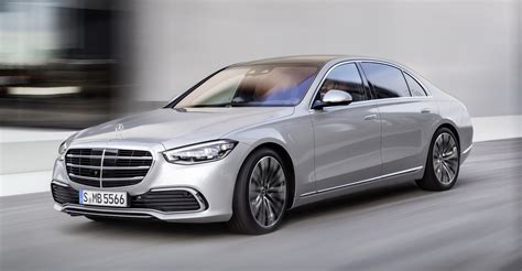 Is The 2021 Mercedes-Benz S-Class Better Looking Than Its