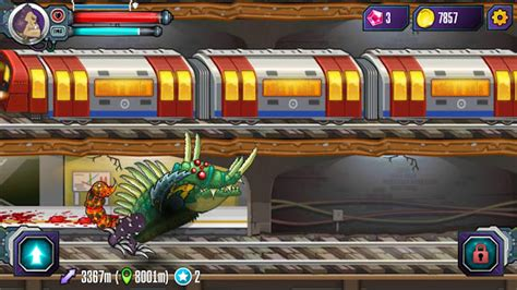 Mutant Rampage » Android Games 365 - Free Android Games