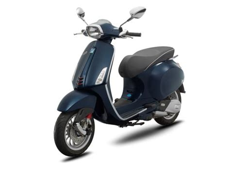 Vespa Sprint 150 ABS Dark Blue | Ace Scooters & Motorcycles