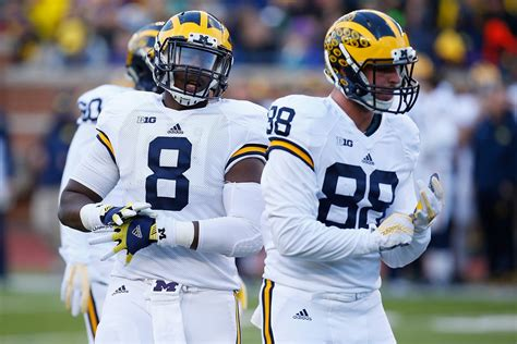 2016 Michigan Football Position Preview: Tight Ends