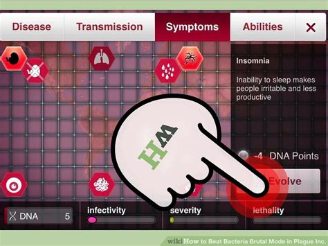 How to Beat Bacteria Brutal Mode in Plague Inc