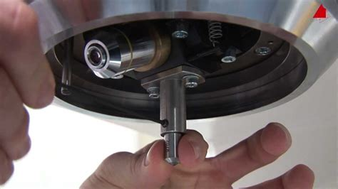 Vickers Hardness Test - YouTube