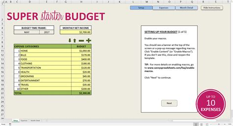 What Does A Budget Spreadsheet Look Like — db-excel