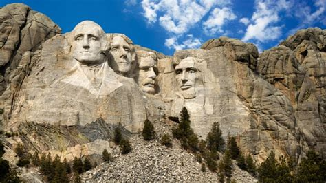 Mount Rushmore by the Numbers   Outside Online