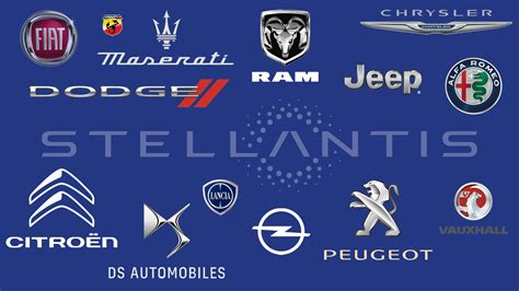 Here's Every Car and Truck Brand Now Owned by Stellantis