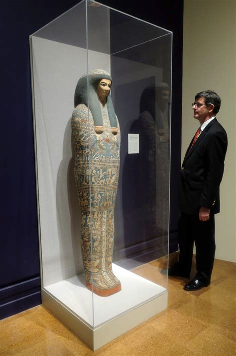 Museum exhibit probes Egyptian culture - The Blade