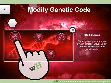 How to Beat Nano Virus Brutal Mode in Plague Inc