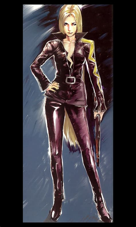 Trish Concept - Characters & Art - Devil May Cry