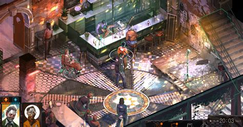The Disco Elysium community is hunting the Palerunner