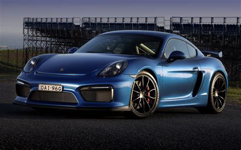 2015 Porsche Cayman GT4 (AU) - Wallpapers and HD Images