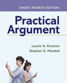 Practical Argument: Short Edition 4th Edition | Laurie G