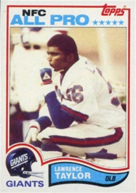 10 Most Valuable Football Rookie Cards of the 1980s