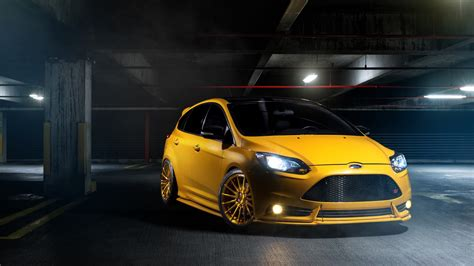 Ford Focus ST Wallpaper | HD Car Wallpapers | ID #5533