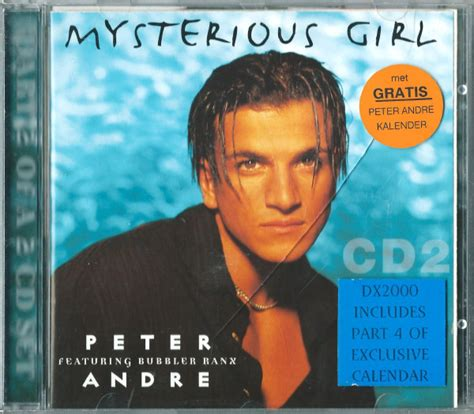 Peter Andre Featuring Bubbler Ranx - Mysterious Girl (1996