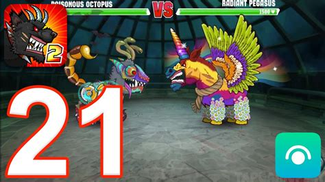 Mutant Fighting Cup 2 - Gameplay Walkthrough Part 21 - Cup