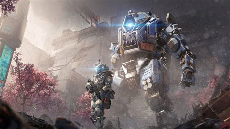 Titanfall 2's Twitter account needs to maybe calm down a