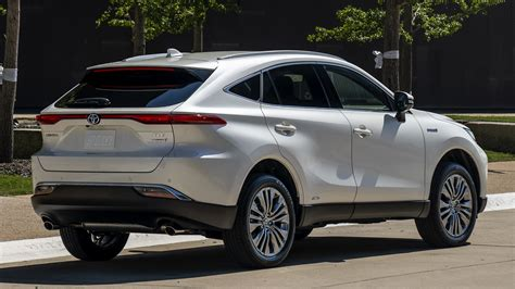 2021 Toyota Venza Hybrid - Wallpapers and HD Images   Car
