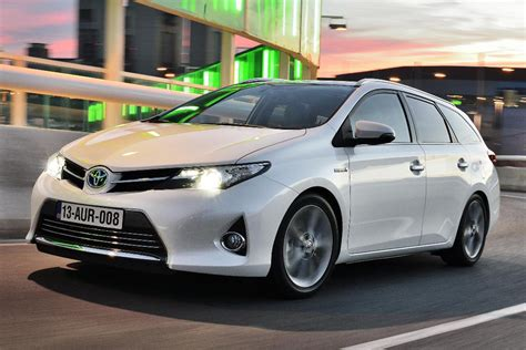 Toyota Auris Touring Sports pictures revealed   Carbuyer