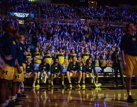 Michigan Wolverines Basketball Schedules Home-And-Home