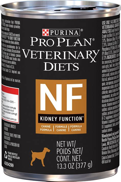 Purina Pro Plan Veterinary Diets NF Kidney Function