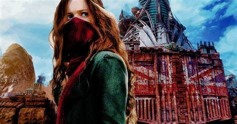 Dissecting a Bomb: The Bewildering 'Mortal Engines' - The