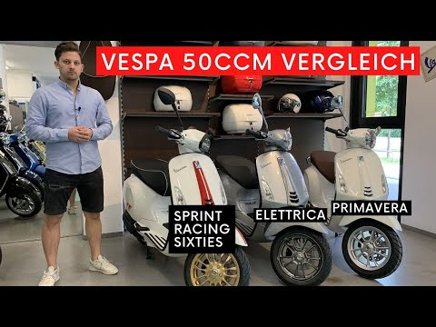 2018 Vespa Sprint 150S Review • Total Motorcycle