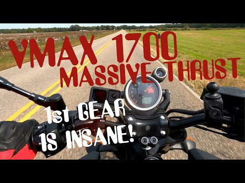 2012 Yamaha V-MAX Hyper Modified By Marcus Walz Review