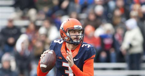 Jeff George is already transferring from Michigan - Maize
