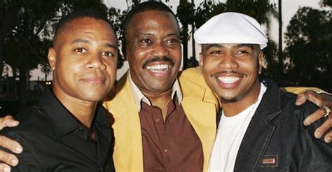 Cuba & Omar Gooding Pay Touching Tributes To Their Father